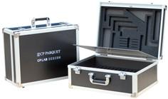 D 039 valigia con sportello  separatore per campionario parquet