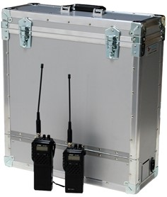 E 040 AF Radio Intek SY-343 Protezione Civile apertura frontale I