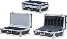 C 019 Valigia per 6 radio Motorola SL1600 con caricatore multiplo ed accessori