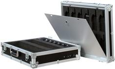 C 020 Corazzata per 12 radio Motorola SL1600 con caricatori multipli ed accessori